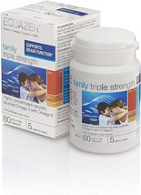Equazen Triple Strength Capsules, 60 one-a-Day Capsules [BB09/22] [Buy2G... - $19.75