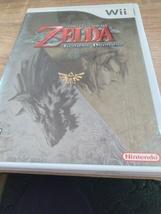 Nintendo Wii The Legend Of Zelda: Twilight Princess image 1