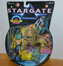 "VINTAGE STARGATE ANUBIS ACTION FIGURE MOC 1994 HASBRO 4"" TALL MOVIE SG-1... - $12.60"