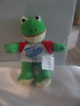 "McDonald's 2006 BUILD A BEAR Workshop Friendly Frog 4"" - $4.46"