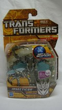 TRANSFORMERS HFTD INSECTICON SCOUT CLASS HUNT FOR THE DECEPTICONS NEW SE... - $27.44