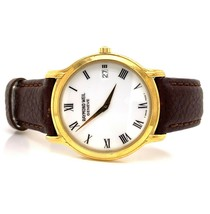 Men's Raymond Weil Toccata 18k Gold Plated Analog Watch - $399.00