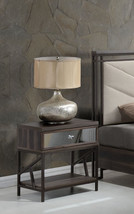 Acme Furniture Adrianna 20953 Nightstand, Walnut, One Size - $122.35