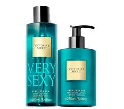 Victoria's Secret Very Sexy Sea 8.4 Fluid Ounces Fragrance Lotion + Mist Set - $49.95