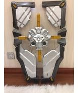 Overwatch Brigitte Lindholm Weapon Barrier Shield Cosplay Prop Buy - $330.00