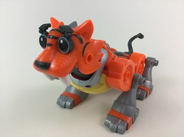 """Rusty Rivets Tigerbot Light up with Sounds Toy Building 9"""" Figure Spin Master - $16.88"""