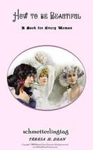 Victorian Era Book Shampoo Recipes Hair Care Beauty1899 - $14.99