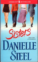 SISTERS by Danielle Steel - $5.75