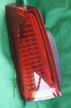 08-13 Cadillac CTS 4 door Sedan LED Rear Tail Light Lamp Driver Left Side - LH image 10