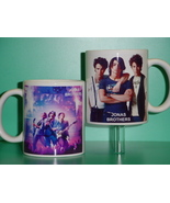 Jonas Brothers 2 Photo Designer Collectible Mug 02 - $14.95