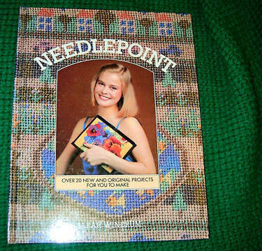 Needlepoint Sarah Windrum Over 20 New & Original Projects