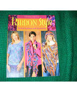 Ribbon Style Knitted Fashions and Accessories Cheryl Potter - $10.00