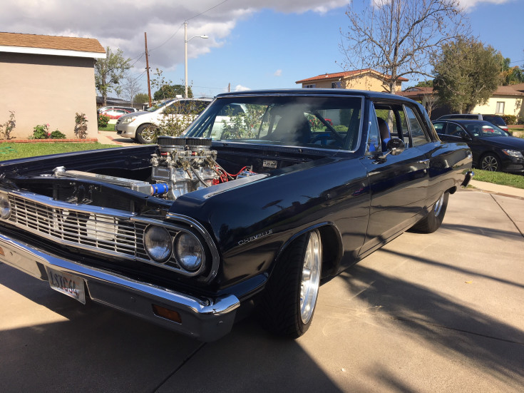 1964 Chevrolet Chevelle True SS For Sale In Torrance, California 90505