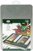 Oil Painting Art Set W/Tin-  - $25.24