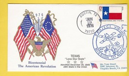 PROJECT VIKING MISSION TO MARS AUSTIN TEXAS JUNE 19 1976 - $1.98