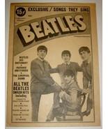 1964 BEATLES Charlton Publication Music Magazin... - $20.00