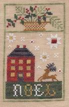 Noel House Kit cross stitch kit Chessie & Me   - $21.60