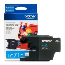 Brother Printer LC71Y Yellow Ink Cartridge For Use With: MFC-J280w, MFCJ... - $23.71