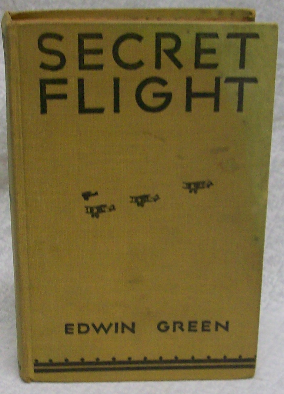 Secret Flight by Edwin Green