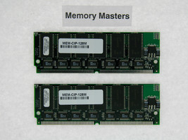 MEM-CIP-128M 128MB Approved (2x64) DRAM Memory for Cisco 7500 CIP2 Routers