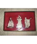 "LENOX ""Wise Men Figurines"" - $55.00"