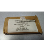 Maytag Genuine Factory Part #306195 Conversion Kit Natural Gas to L.P. Gas - $19.99