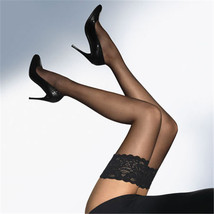 Women's Pantyhose, High Ultra Lace lingerie hosiery - $17.99