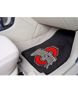 Ohio State Car Mats 2 Piece Front, Fan Mats - $30.00