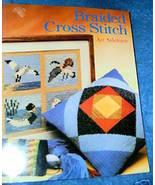 Braided Cross Stitch by Art Salemme  - $7.50