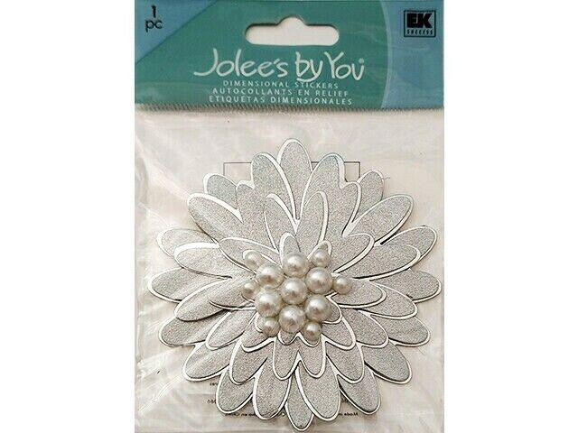 Jolee's by You Dimensional Flower Sticker #JJJA167C