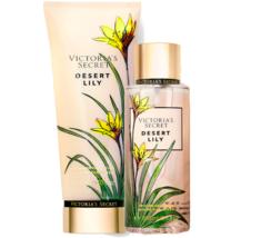 Victoria's Secret Desert Lily Fragrance Lotion + Fragrance Mist Duo Set - $39.95