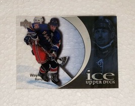 1997-98 Upper Deck Ice #90 Wayne Gretzky - $5.00