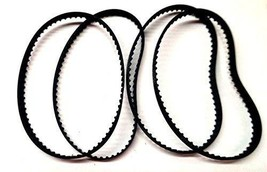 4 After Market 140XL037 Timing Belts 70 Teeth Cogged Black Rubber Toothe... - $15.84