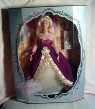New holiday elegance barbie doll 2000 - $17.82