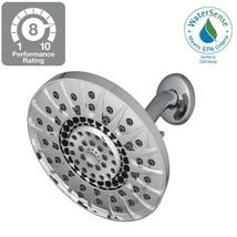 "Waterpik Optiflow ASK-733T Kent 7-Spray 6"" Shower Head, Polished Chrome - $19.31"