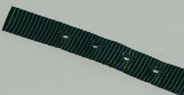 American Leather Specialties 14691 Dog Collar Green Small Nylon Pkg 1 image 3