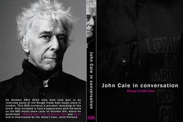 JOHN CALE - IN CONVERSATION DVD - $23.50