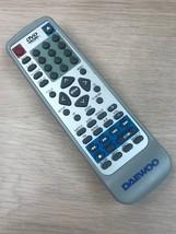 Daewoo DVD  Remote Control -Tested-                                      (V3)