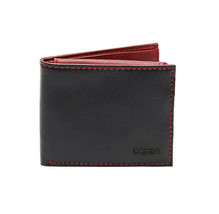 Guess Men's Leather Credit Card ID Passcase Billfold Wallet Black 31GU220029 image 2