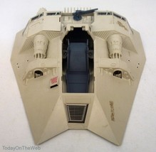 Star Wars Empire Strikes Back Rebel Armored Snowspeeder for Parts - $21.73