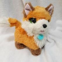 RARE FurReal Friends Roxie The Beat Boxin' Fox orange plush stuffed animal WORKS - $70.00