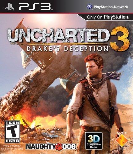 Uncharted 3: Drake's Deception - Playstation 3 [PlayStation 3]
