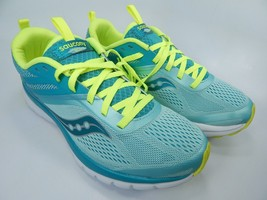 Saucony Liteform Miles Women's Running Shoes Size US 8 M (B) EU 39 Teal S30007-1