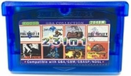 23 in 1 Game Boy advance Video Game GBA multicart - $23.71
