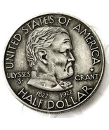 1922 Ulysses S Grant Half Dollar USA American Commerative Casted Coin - $11.99