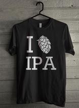 I Love Ipa - Custom Men's T-Shirt (2273) - $19.13+