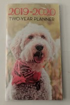 """2019-2020 2-Year Pocket Planner """"Puppy Dog"""" Space For School, Work,Appoi... - $2.00"""