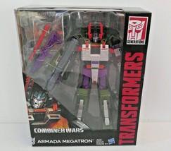 Transformers Generations Combiner Wars: ARMADA MEGATRON - $59.99