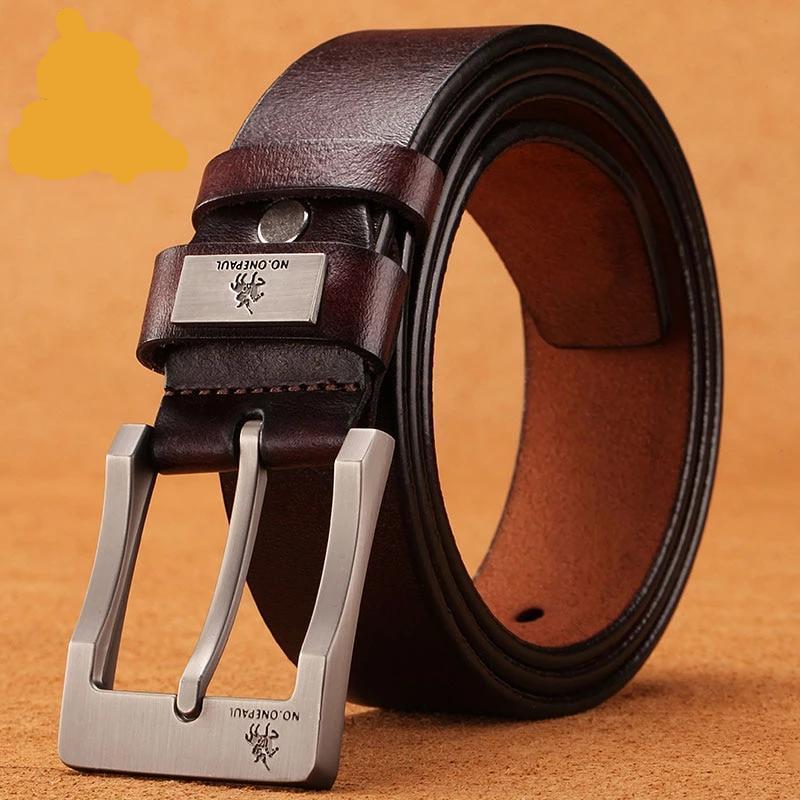 "PELGIO Real Genuine Python Snake Skin Leather Handmade Belt 46/"" Long Natural New"