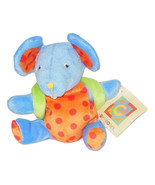 Baby Toddler Child Gymboree Plush Stuffed Animal Toy Vintage Mouse with ... - $10.95